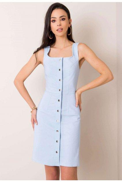 Kék női ruha
