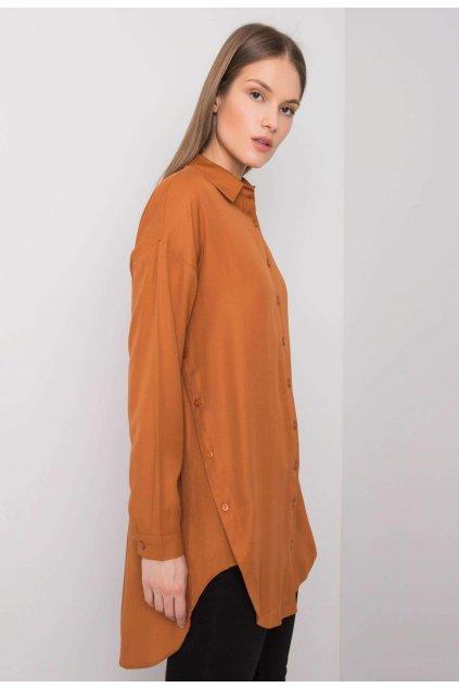 Barna női ing
