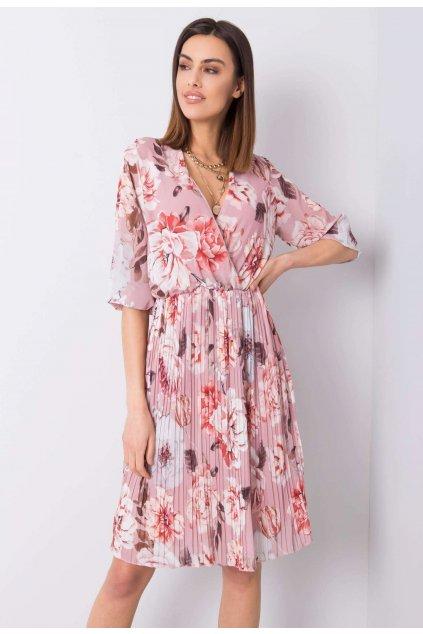 Rózsaszín női ruha