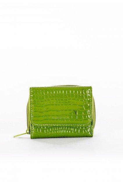 Zöld női pénztárca