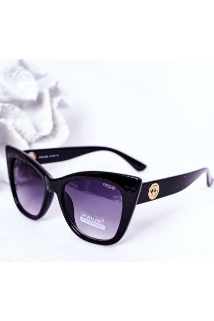Fekete női napszemüveg