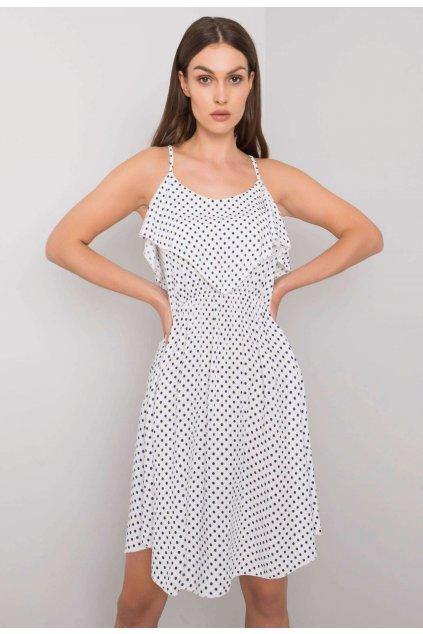 Fehér kék női ruha
