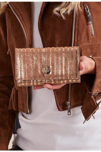 Arany női pénztárca