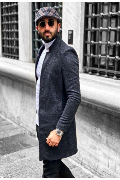 ANTRACIT férfi kabát