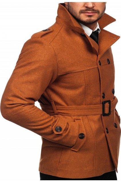 Barna férfi kabát