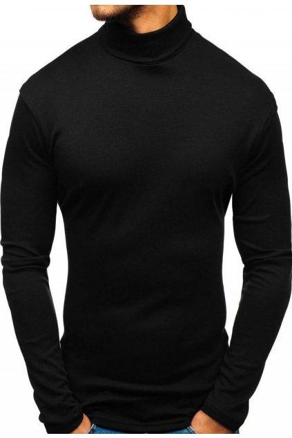 Fekete férfi garbó