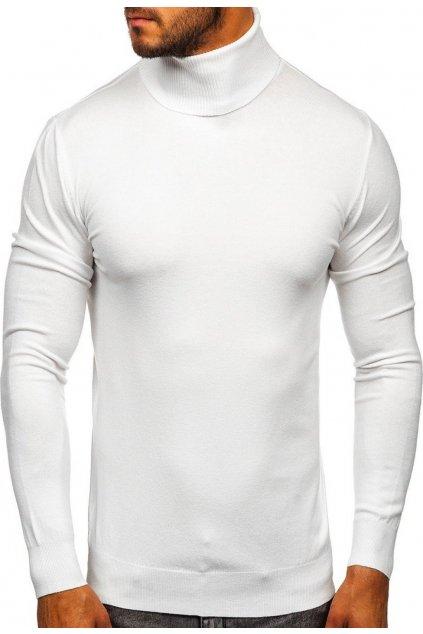 Fehér férfi garbó