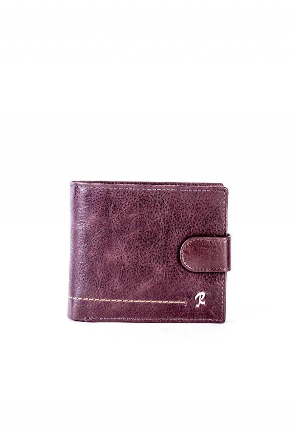 Hnedá pánska peňaženka