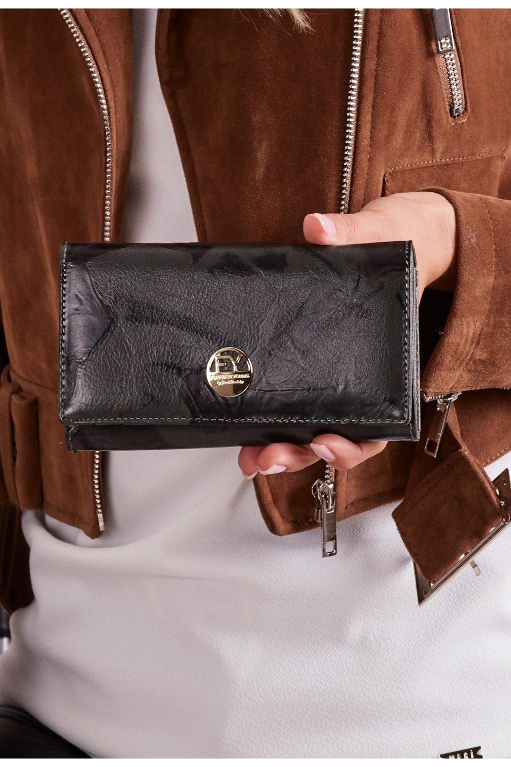 Khaki dámska peňaženka