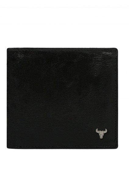 Čierna pánska peňaženka