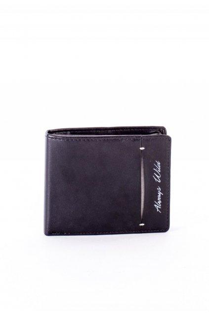 Šedá pánska peňaženka