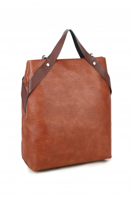 Hnedý dámsky batoh