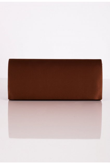 Hnedá dámska listová kabelka