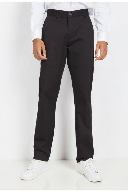 Čierne pánske nohavice