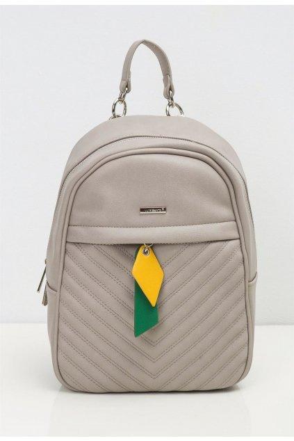 Béžový dámsky batoh