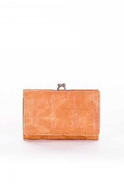Béžová dámska peňaženka