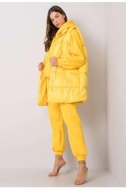 Žltá dámska súprava