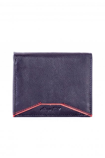 Červená pánska peňaženka