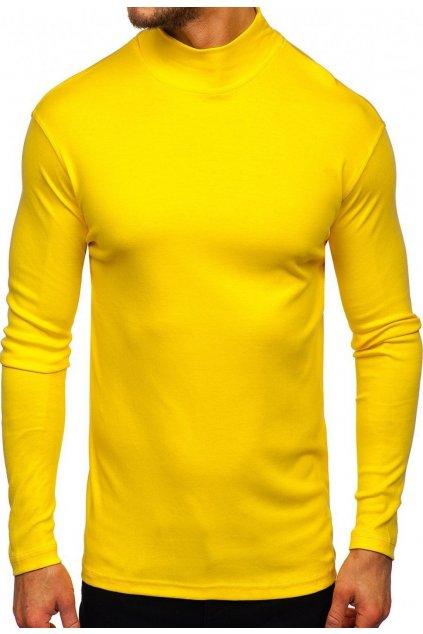Žltý pánsky rolák