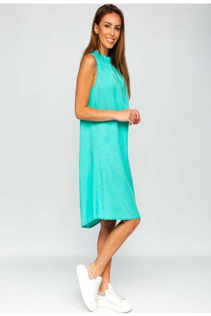 Mätové dámske šaty