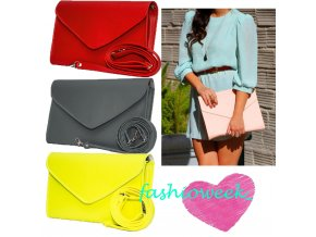 Luxusní módní dámská kabelka