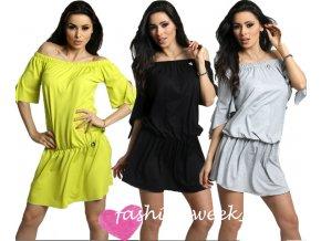 Extrémně populární a módní šaty Španělka NB1611