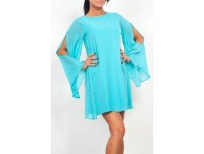 Letni lehke stylové šaty Swing Dress elegance a styl