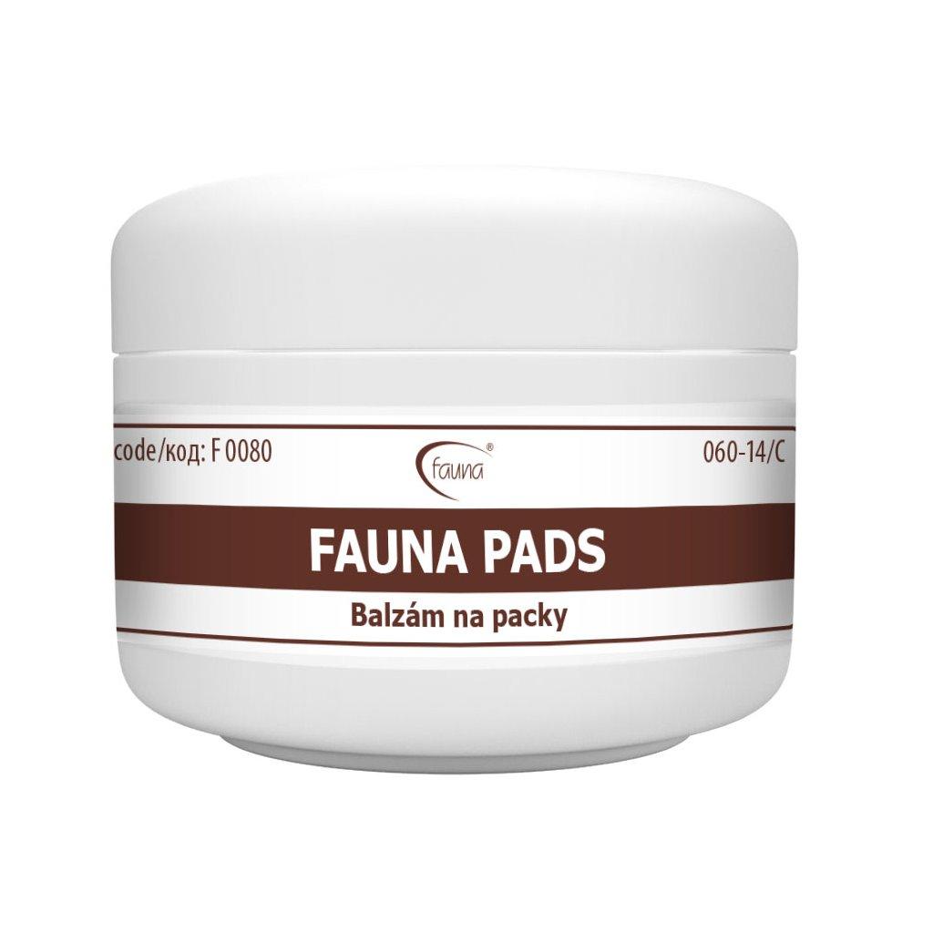 FAUNA PADS - Mast na bolavé polštářky tlapek, otlaky kloubů