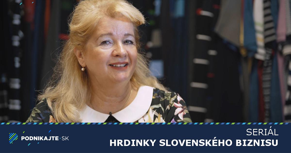 Hrdinky slovenského biznisu - rozhovor s majiteľkou FAVAB-u