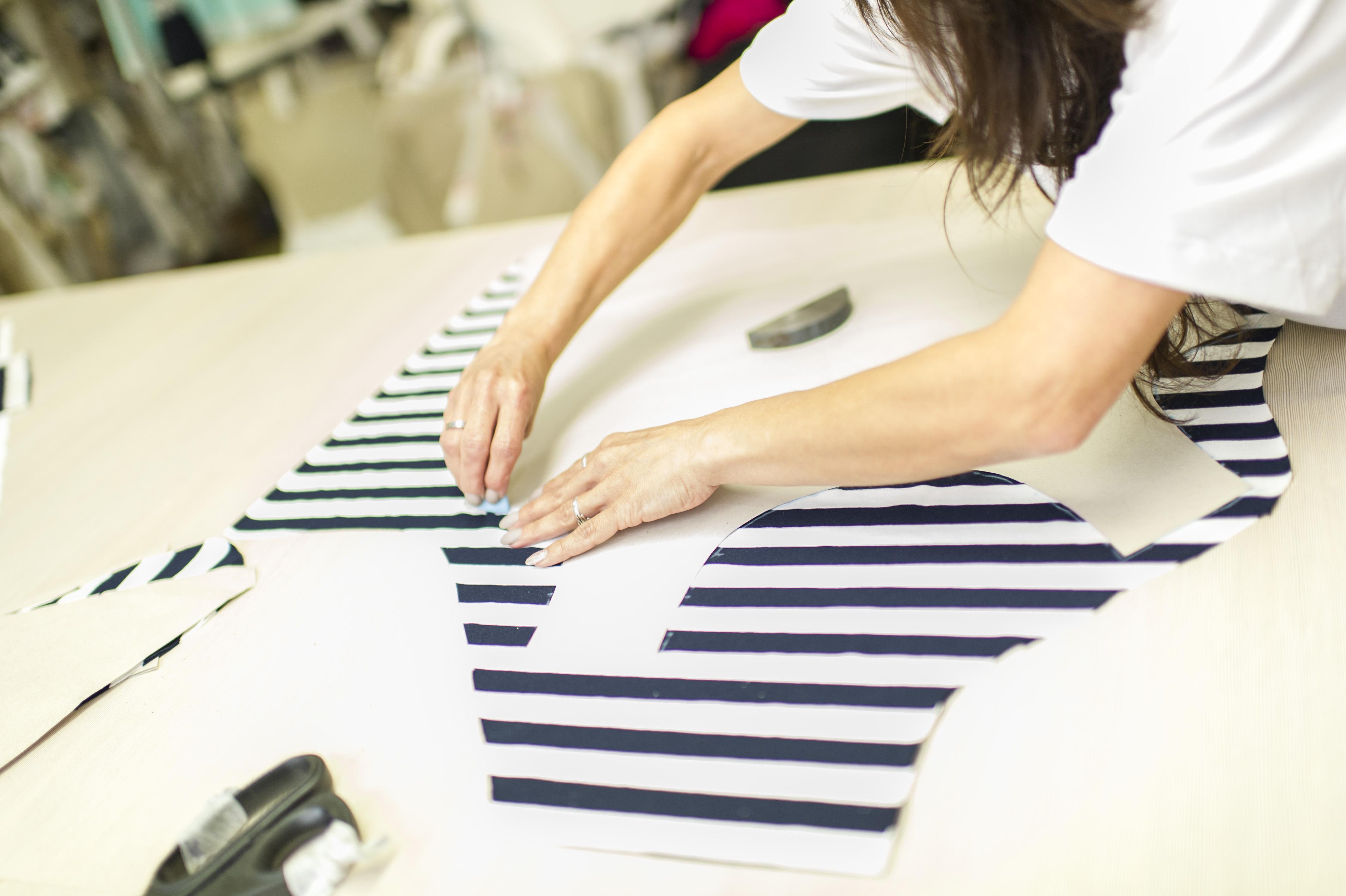 Ako vyrábame naše modely: metóda Haute cotoure