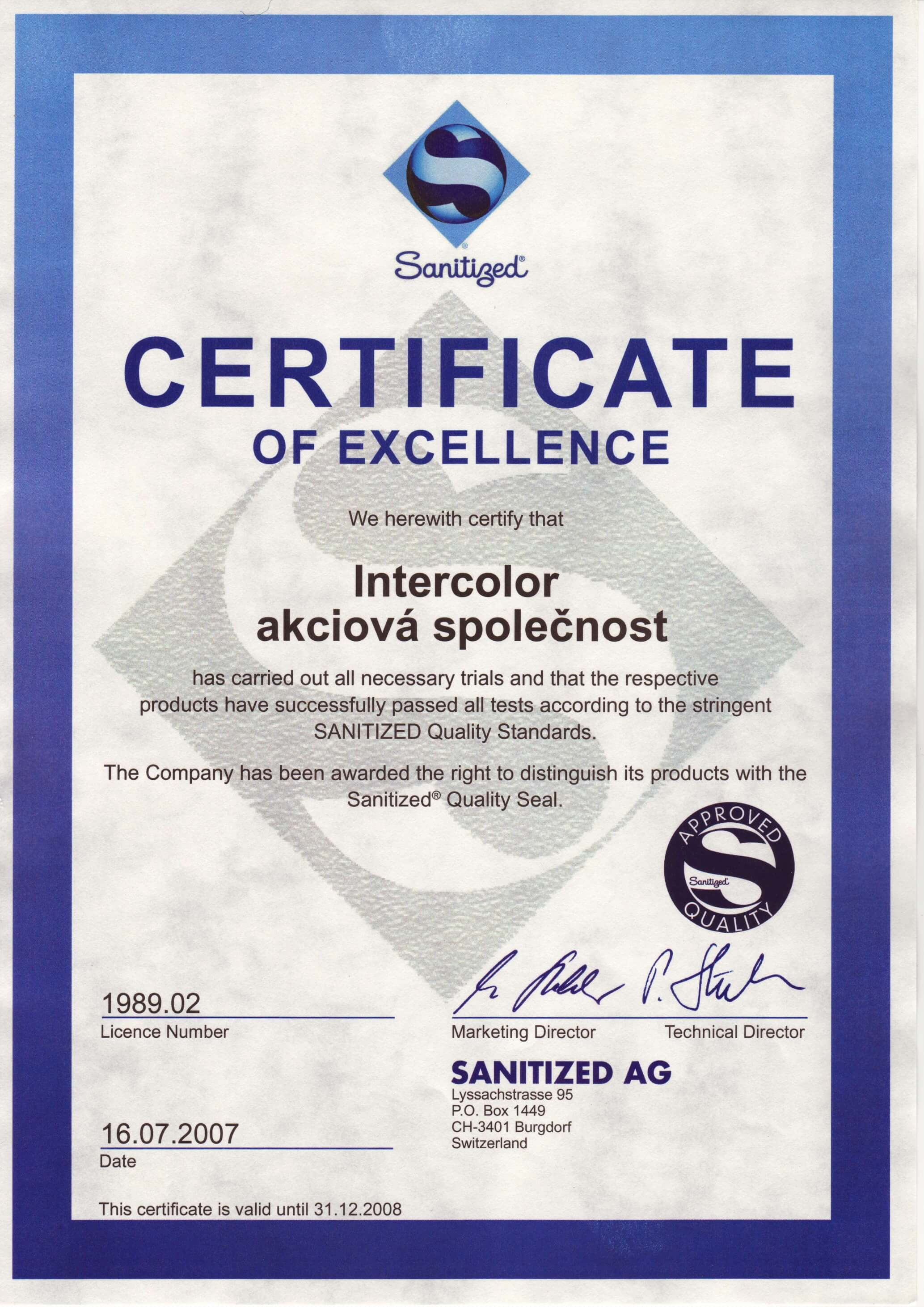 Sanitized_certifikát