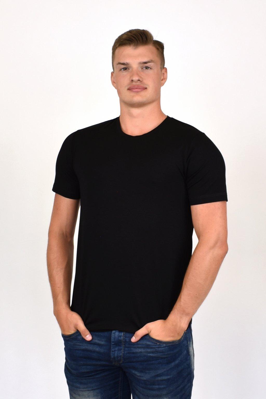 obtiahnuté tričko pánske