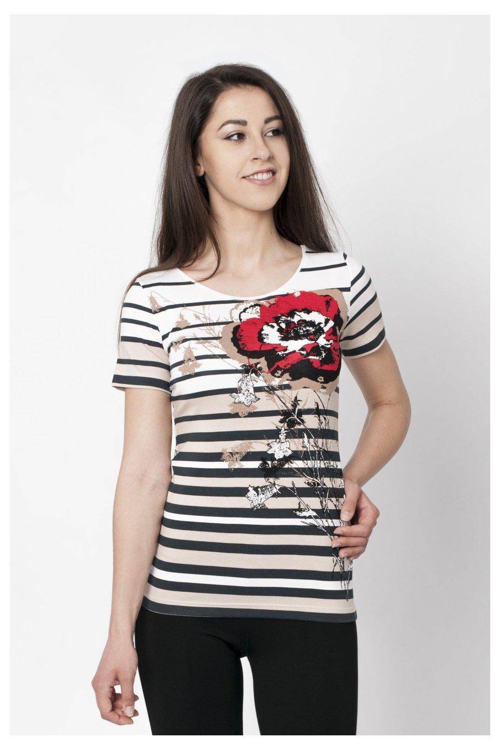 dámske tričko maky favab