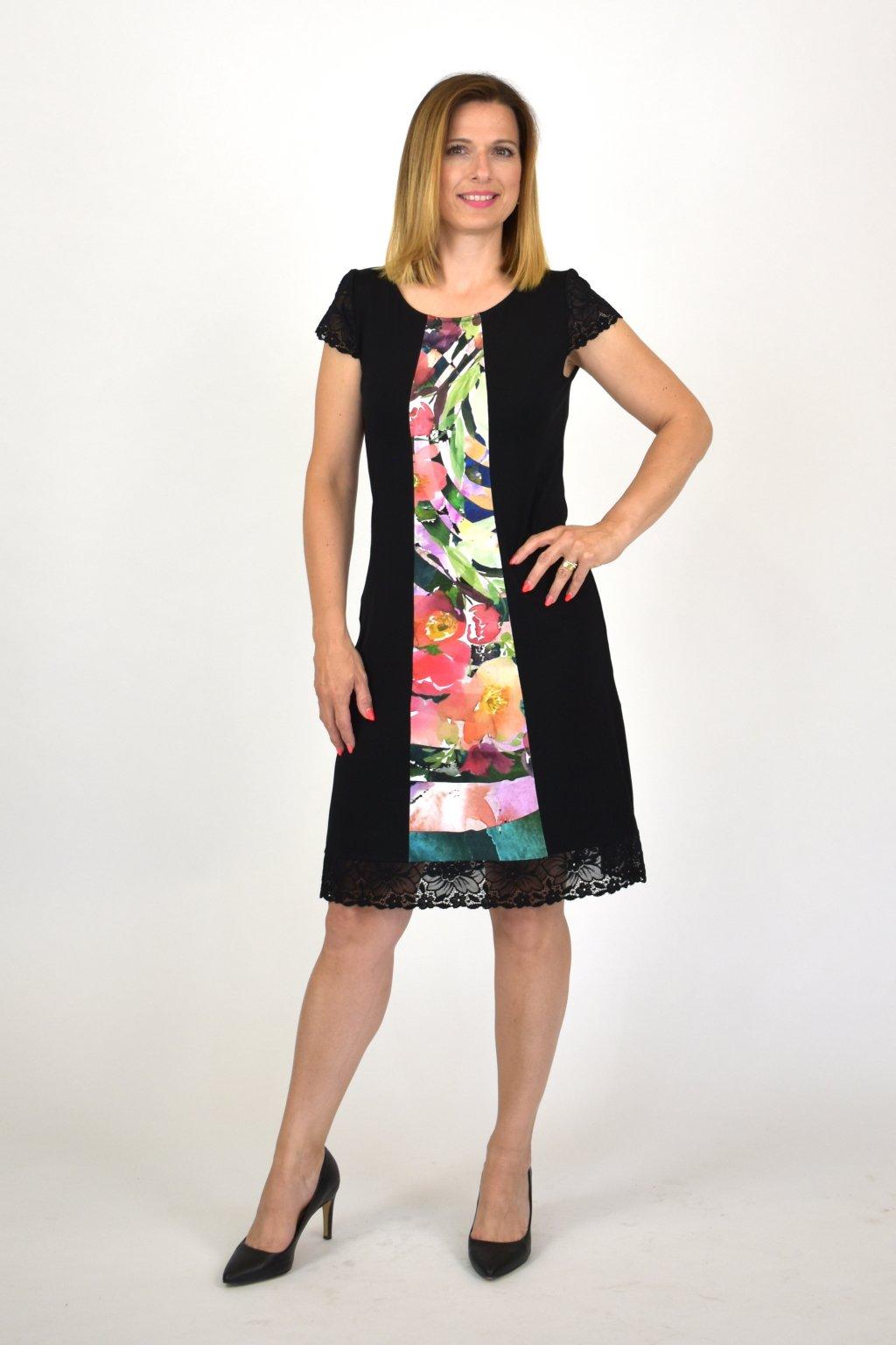 elegantné dámske šaty