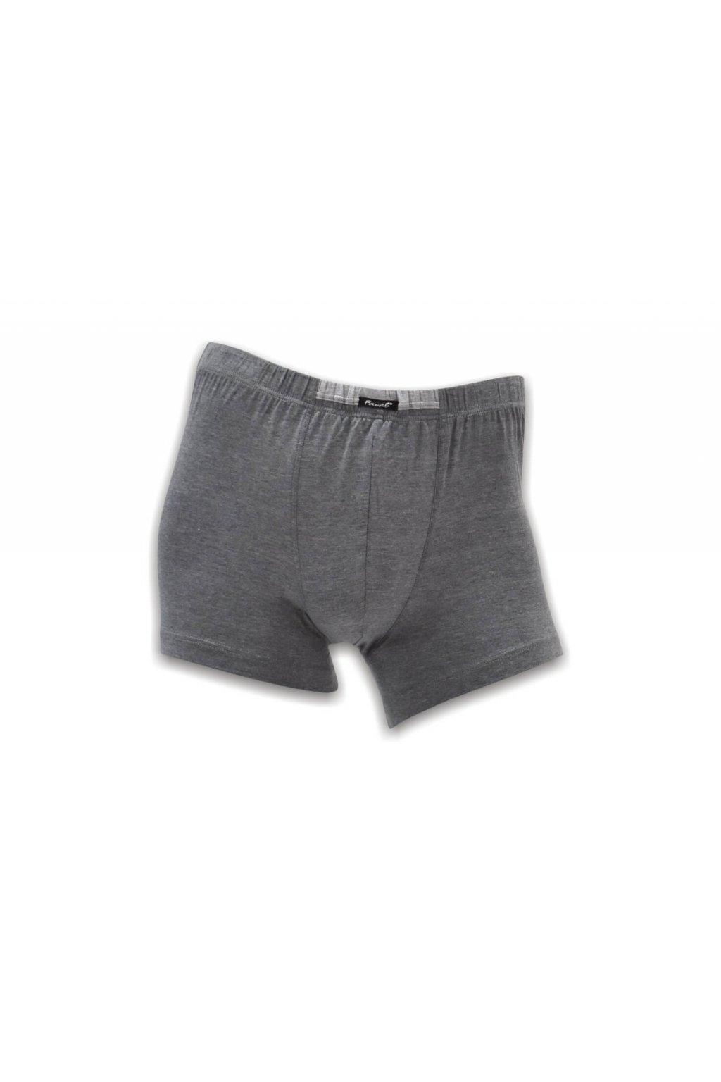šedé boxerky