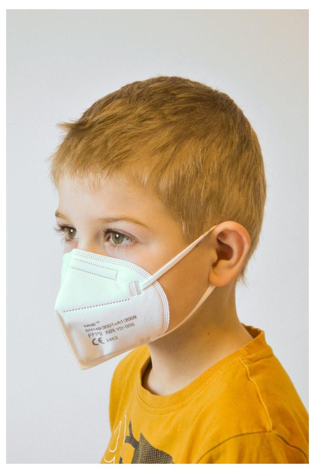 detský respirátor