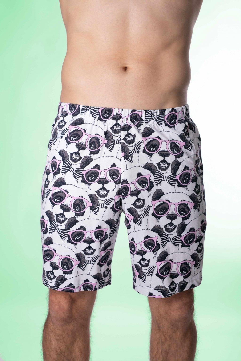 kraťasy pandy