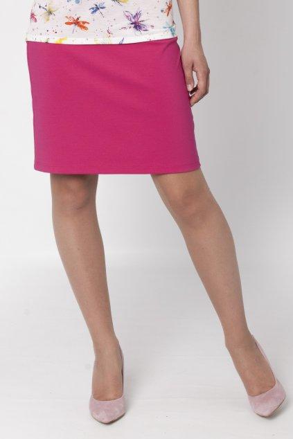 cyklaménová sukňa