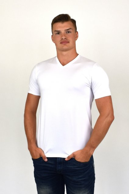 pánske elastické tričko