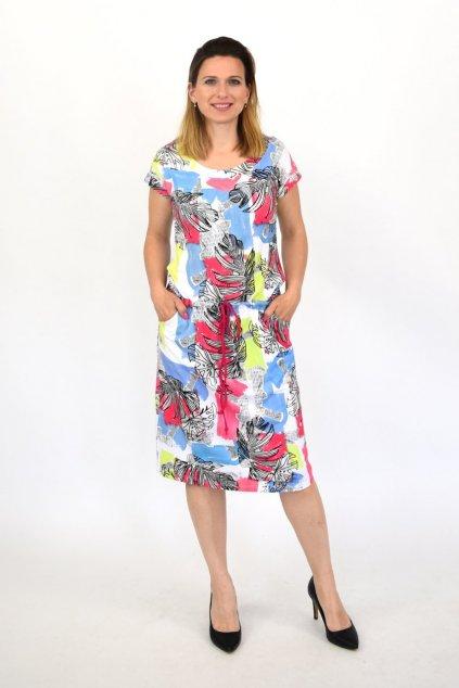 dámske šaty voľné favab