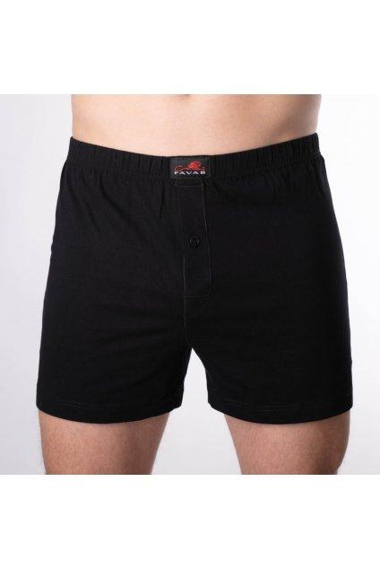 čierne boxerky