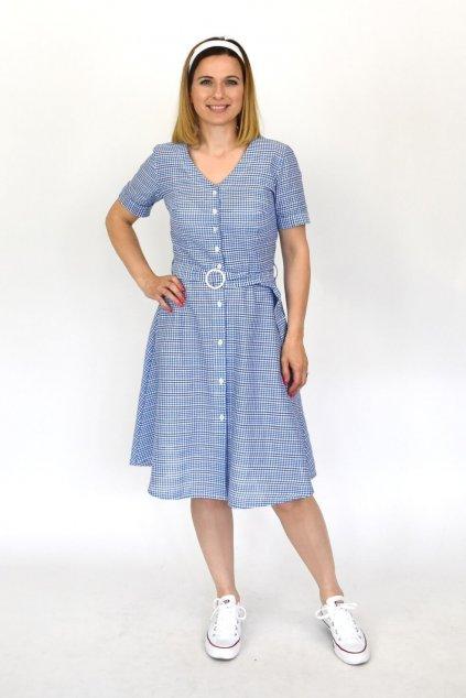 dámske šaty košeľové