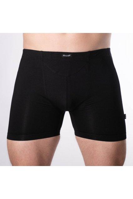 pánske čierne boxerky