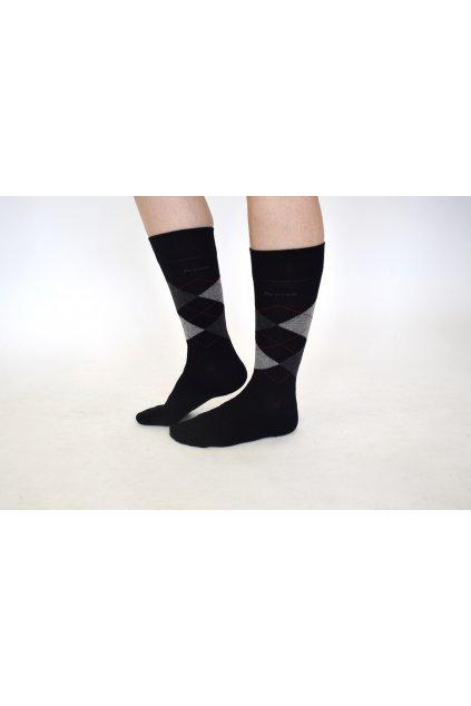 Pánske vzorované ponožky 3