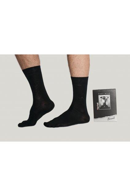 pánske elegantné ponožky