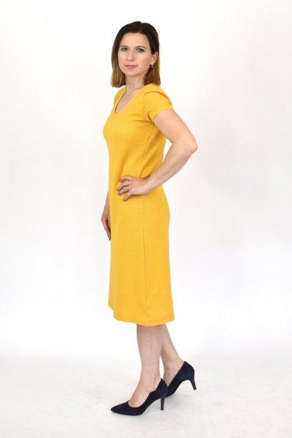 dámske lurexové šaty