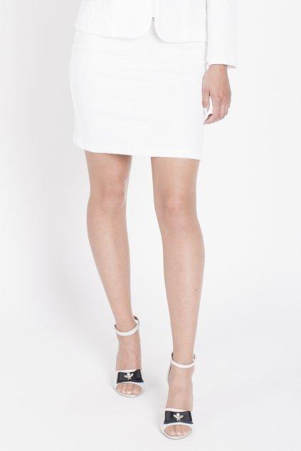 biele sukňa