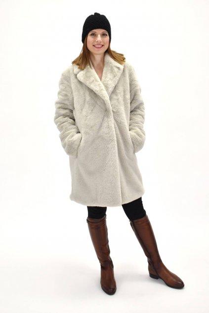 huňatý kabát