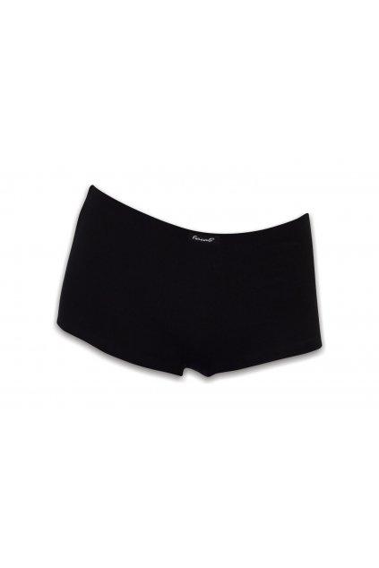 dámske boxerky čierne