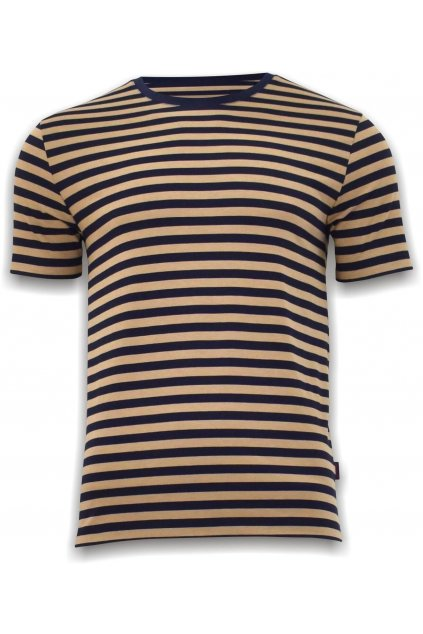 pánske prúžkované tričko